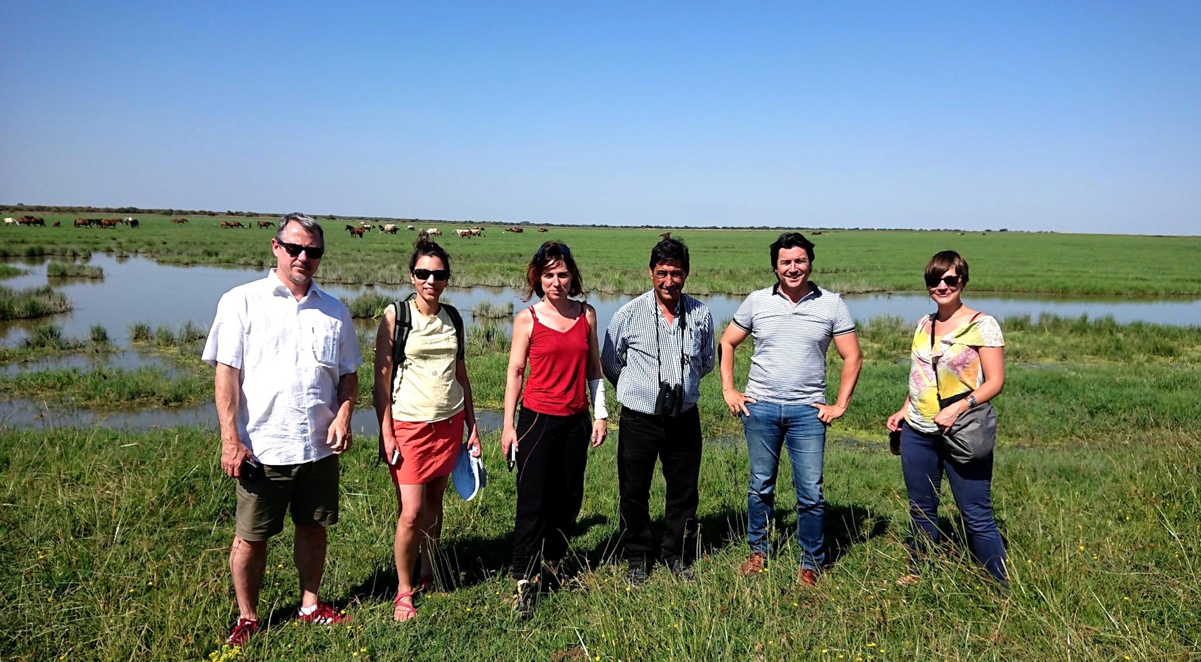 Study Visit al Entorno Natural de Doñana